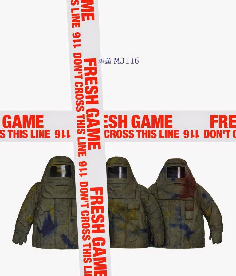 MJ116 - Fresh Game