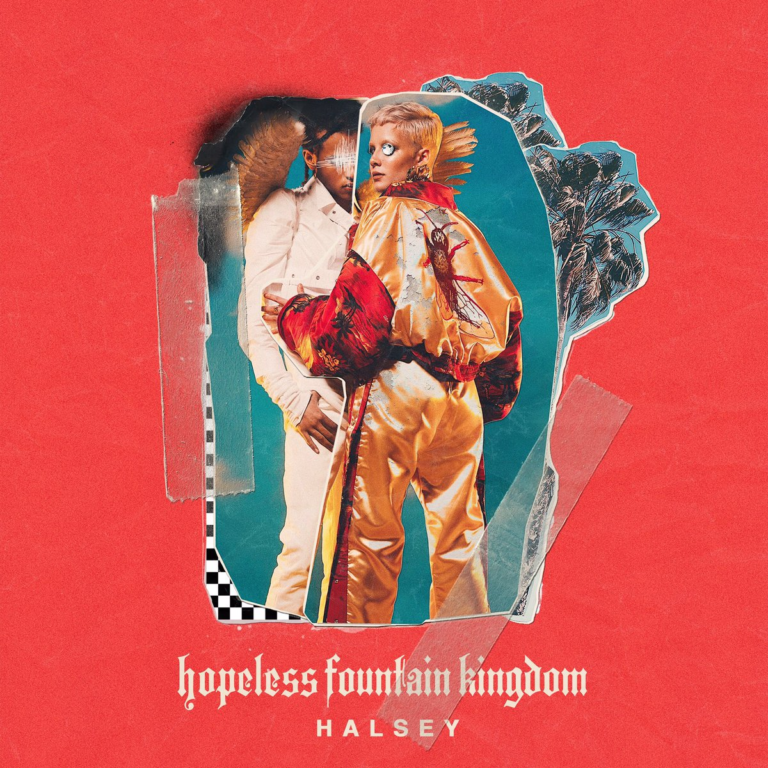 Halsey - hopeless fountain kingdom