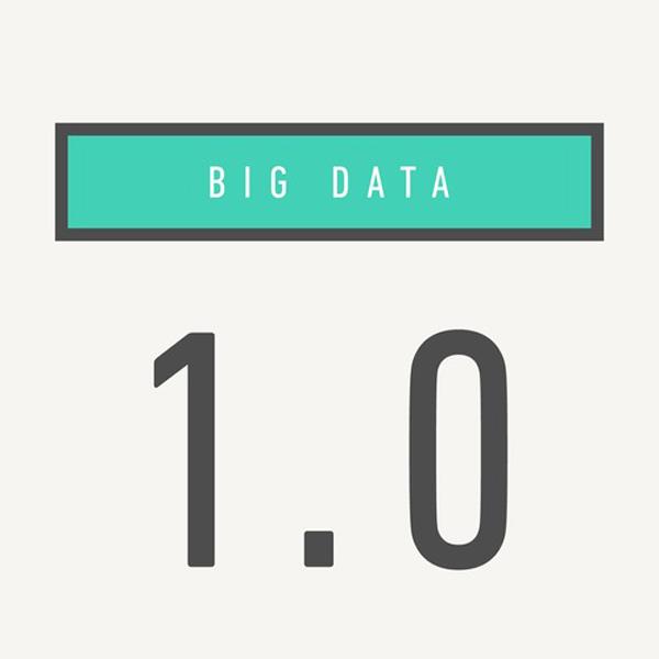 Big Data - 1.0