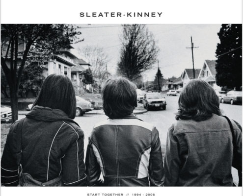 Sleater-Kinney - Start Together (7-LP Box Set)