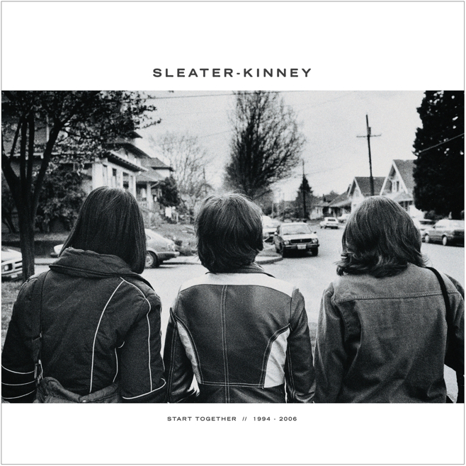 Sleater-Kinney - Start Together (7-LP Box Set)