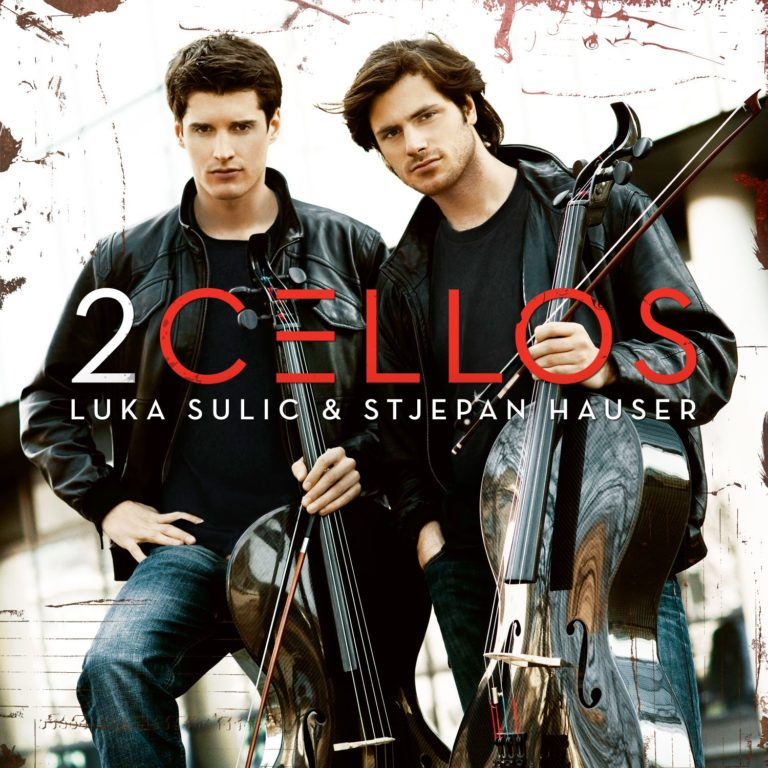 Luka Sulic & Stjepan Hauser 2Cellos - 2Cellos