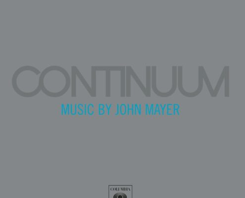 John Mayer - Continuum