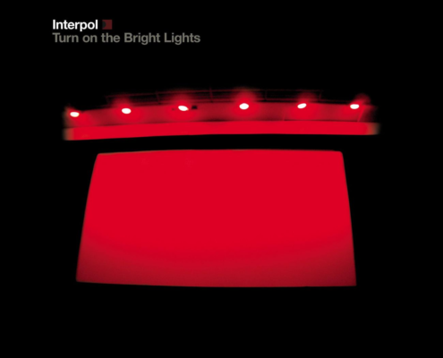Interpol - Turn on the Bright Lights