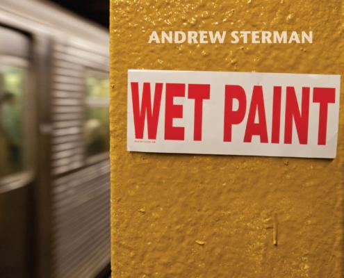 Andrew Sterman - Wet Paint