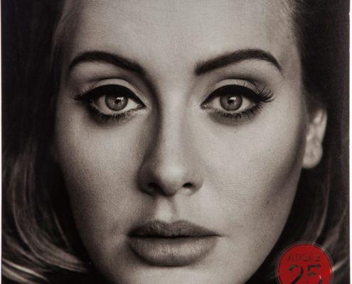 Adele - 25 - Vinyl Mastering