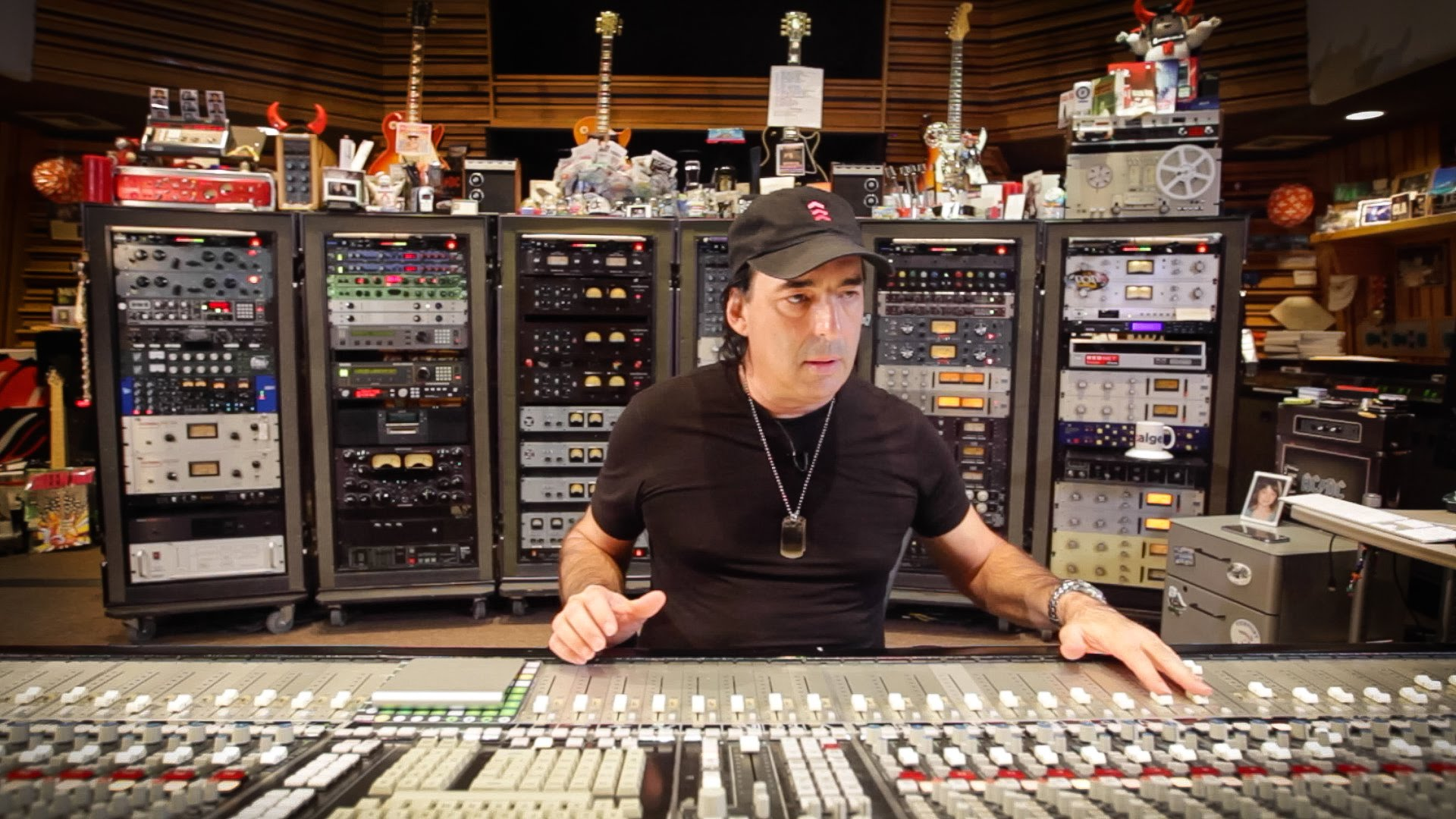 Chris Lord Alge COLLABORATOR STERLING SOUND