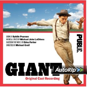 Various Artists - Giant (Original Cast Recording)