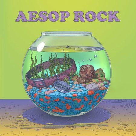 Aesop Rock - Cat Food