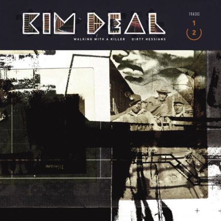 Kim Deal - Walking With a Killer - 7""