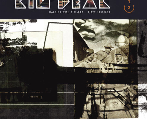 """Kim Deal - Walking With a Killer - 7"""""""