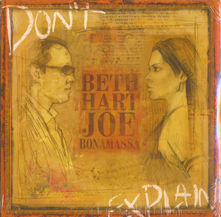 Beth Hart/Joe Bonamassa - Don't Explain