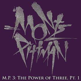 Monte Pittman - M.P.3.: The Power of Three