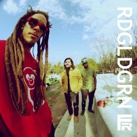 RDGLDGRN - Red Gold Green EP