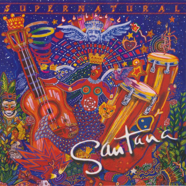 Santana - Supernatural [Legacy Edition]