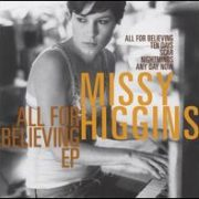 Missy Higgins - All for Believing [EP]
