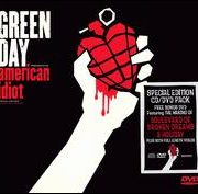 Green Day - American Idiot [Bonus VCD]