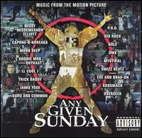 Original Soundtrack - Any Given Sunday