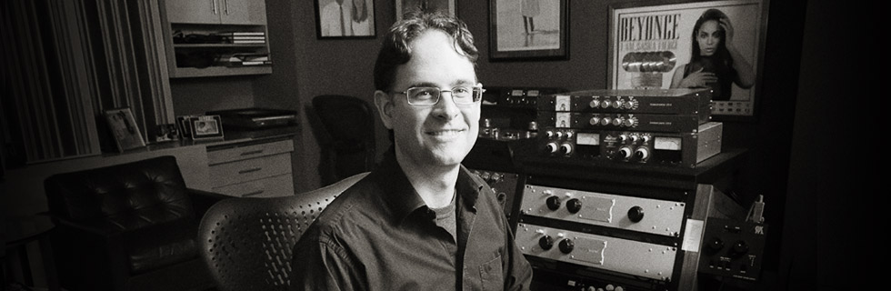 randy merrill mastering engineer sterling sound