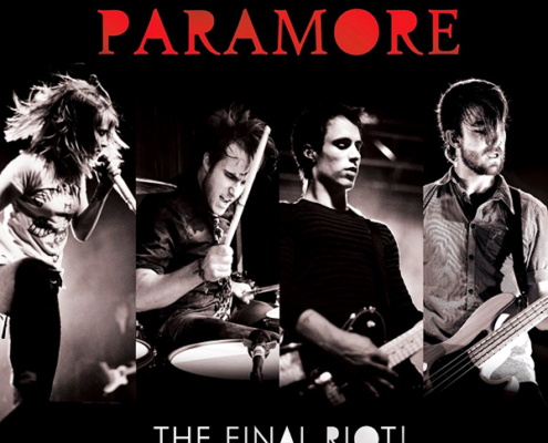 Paramore - Final Riot!