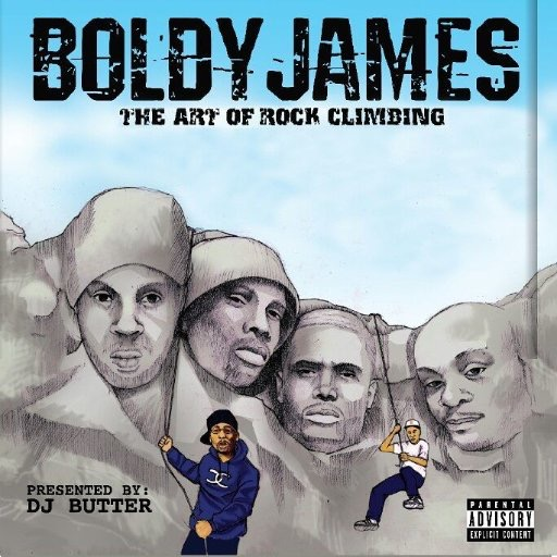 Boldy James - The Art of Rock Climbing