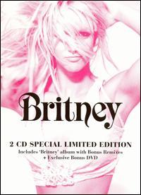 Britney Spears - Britney [Bonus DVD]