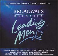 Various Artists - Broadway's Greatest Leading Men