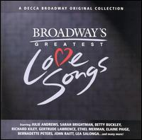 Various Artists - Broadway's Greatest Love Songs