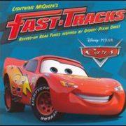 Disney - Cars: Lightning McQueen's Fast Tracks