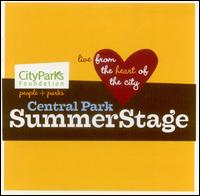 Various Artists - Central Park Summerstage: Live from the Heart of the City