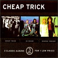 Cheap Trick - Cheap Trick/In Color/Heaven Tonight