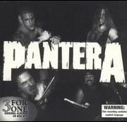 Pantera - Cowboys from Hell/Vulgar Display of Power/Far Beyond Driven
