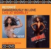 Beyoncé - Dangerously in Love/Live at Wembley [CD/DVD]