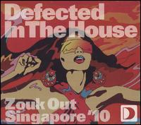 Various Artists - Defected in the House: Zouk out Singapore