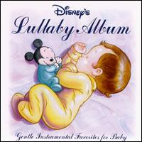 Disney - Disney's Lullaby Album: Gentle Instrumental Favorites for Babies