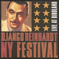 Various Artists - Django Reinhardt NY Festival: Live at Birdland