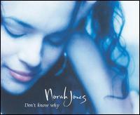 Norah Jones - Don't Know Why [Australia CD]