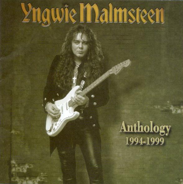 Yngwie Malmsteen - Anthology 1994-1999