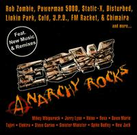 Various Artists - ECW Anarchy Rocks Extreme Music