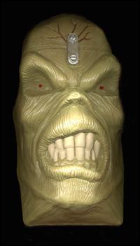 Iron Maiden - Eddie's Head
