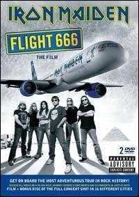 Iron Maiden - Flight 666 [DVD]