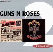 Guns N' Roses - G N' R Lies/Appetite for Destruction