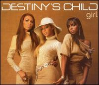 Destiny's Child - Girl [Australia CD]
