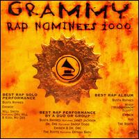 Various Artists - Grammy Rap Nominees 2000 [Clean]