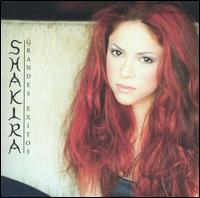 Shakira - Grandes Exitos [Bonus Video Disc]
