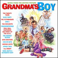Original Soundtrack - Grandma's Boy