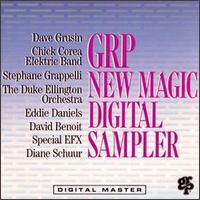 Various Artists - GRP New Magic Digital Sampler