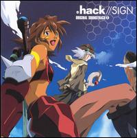 Original Soundtrack - .hack//Sign: Original Soundtrack [Original Soundtrack]