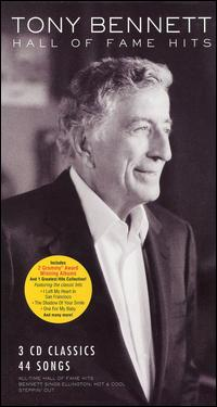 Tony Bennett - Hall of Fame Hits