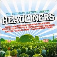 Various Artists - Headliners: The Ultimate Festival Line Up